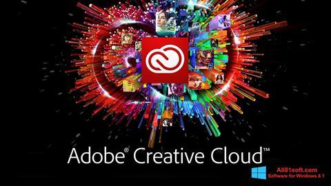 Petikan skrin Adobe Creative Cloud untuk Windows 8.1